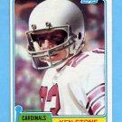 1981 Topps Football #479 Ken Stone - St. Louis Cardinals