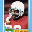 1981 Topps Football #365 Ottis Anderson - St. Louis Cardinals