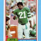 1981 Topps Football #144 Clark Gaines - New York Jets