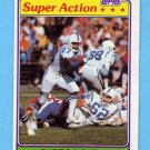 1981 Topps Football #121 Curtis Dickey SA - Baltimore Colts