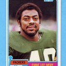 1981 Topps Football #117 Eddie Lee Ivery RC - Green Bay Packers