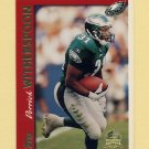 1997 Topps Football Minted In Canton #326 Derrick Witherspoon - Philadelphia Eagles