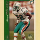 1997 Topps Football Minted In Canton #313 Shawn Wooden RC - Miami Dolphins