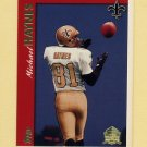 1997 Topps Football Minted In Canton #156 Michael Haynes - New Orleans Saints