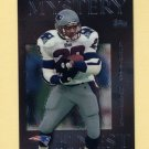 1997 Topps Football Mystery Finest Bronze #M18 Curtis Martin - New England Patriots
