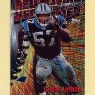 1997 Topps Football Season's Best #17 Lamar Lathon - Carolina Panthers