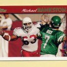 1997 Topps Football #379 Michael Bankston - Arizona Cardinals