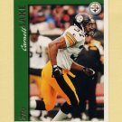 1997 Topps Football #343 Carnell Lake - Pittsburgh Steelers