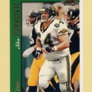 1997 Topps Football #342 John Jurkovic - Jacksonville Jaguars