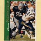 1997 Topps Football #327 Chester McGlockton - Oakland Raiders