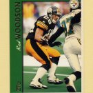 1997 Topps Football #325 Rod Woodson - Pittsburgh Steelers