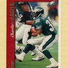 1997 Topps Football #284 Charlie Garner - Philadelphia Eagles