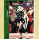 1997 Topps Football #282 Victor Green - New York Jets