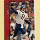 1997 Topps Football #237 Dave Krieg - Houston Oilers