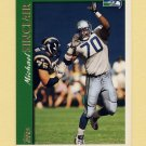 1997 Topps Football #227 Michael Sinclair - Seattle Seahawks