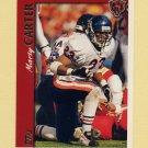 1997 Topps Football #193 Marty Carter - Chicago Bears