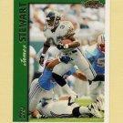 1997 Topps Football #159 James O. Stewart - Jacksonville Jaguars