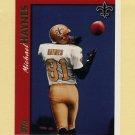 1997 Topps Football #156 Michael Haynes - New Orleans Saints