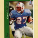 1997 Topps Football #140 Eddie George - Houston Oilers