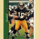 1997 Topps Football #125 Kordell Stewart - Pittsburgh Steelers