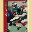 1997 Topps Football #124 Chris T. Jones - Philadelphia Eagles