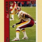 1997 Topps Football #119 Tom Carter - Chicago Bears