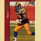 1997 Topps Football #117 Robert Jones - St. Louis Rams