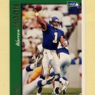 1997 Topps Football #089 Warren Moon - Seattle Seahawks