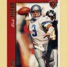 1997 Topps Football #083 Rick Mirer - Chicago Bears