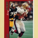 1997 Topps Football #066 Terry Kirby - San Francisco 49ers