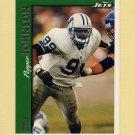 1997 Topps Football #052 Pepper Johnson - New York Jets