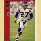 1997 Topps Football #034 Corey Fuller - Minnesota Vikings