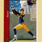 1997 Topps Football #025 Isaac Bruce - St. Louis Rams