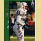 1997 Topps Football #018 Marcus Robertson - Houston Oilers