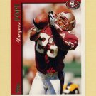 1997 Topps Football #007 Marquez Pope - San Francisco 49ers