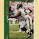 1997 Topps Football #004 Clyde Simmons - Jacksonville Jaguars