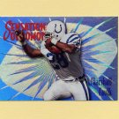 1995 Topps Football Sensational Sophomores #1 Marshall Faulk - Indianapolis Colts