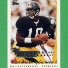 1995 Topps Football #428 Kordell Stewart RC - Pittsburgh Steelers NM-M