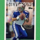 1995 Topps Football #425 Steve Young - San Francisco 49ers