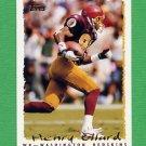 1995 Topps Football #347 Henry Ellard - Washington Redskins