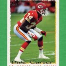 1995 Topps Football #329 Dale Carter - Kansas City Chiefs