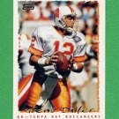 1995 Topps Football #314 Trent Dilfer - Tampa Bay Buccaneers
