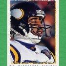 1995 Topps Football #270 Cris Carter - Minnesota Vikings