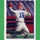 1995 Topps Football #240 Todd Collins RC - Buffalo Bills