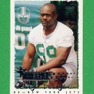 1995 Topps Football #231 Hugh Douglas RC - New York Jets