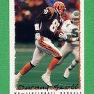 1995 Topps Football #204 Darnay Scott - Cincinnati Bengals