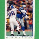 1995 Topps Football #199 Rick Mirer - Seattle Seahawks