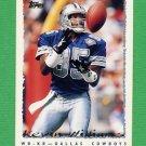 1995 Topps Football #197 Kevin Williams - Dallas Cowboys