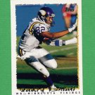 1995 Topps Football #191 Qadry Ismail - Minnesota Vikings