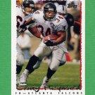 1995 Topps Football #170 Craig Heyward - Atlanta Falcons